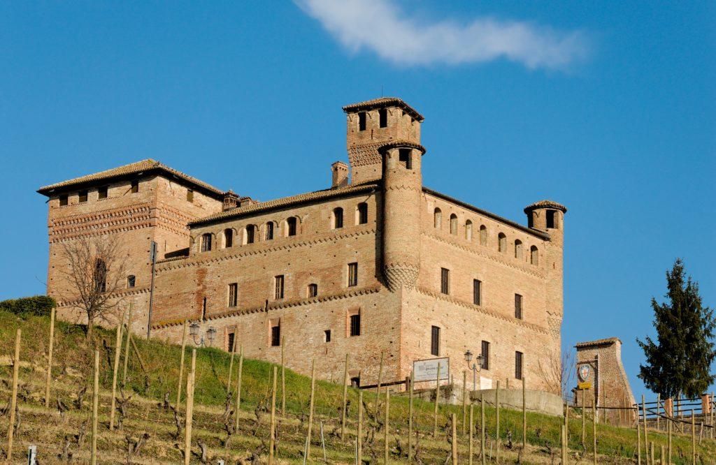 castello grinzano cavour