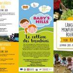 Attività per famiglie nelle LANGHE - MONFERRATO - ROERO